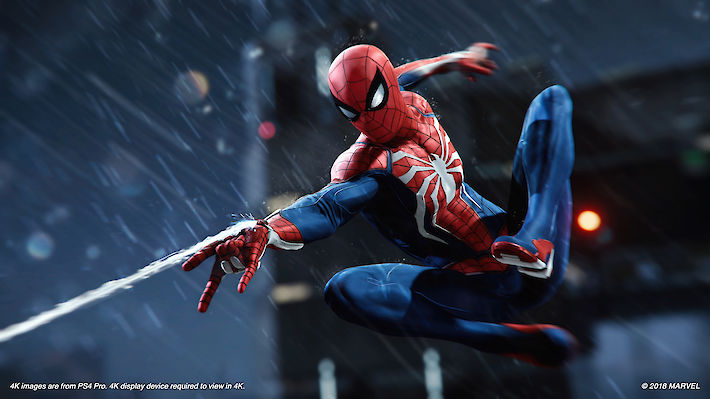 Marvel's Spider-Man () Test / Review