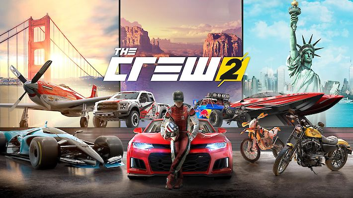The Crew 2 (PC, PS4, Xbox One) Test / Review