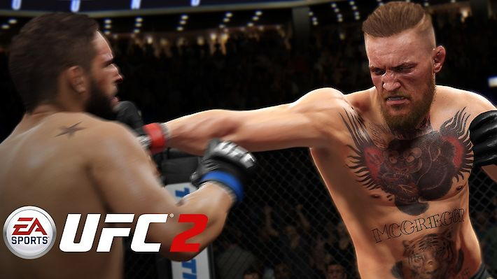 UFC 2 (PS4, Xbox One) Test / Review