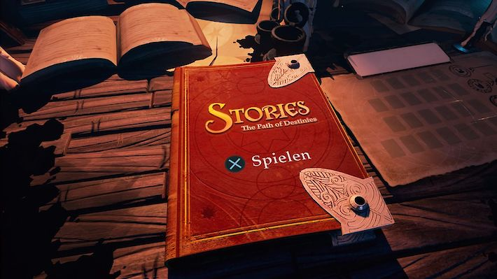 Stories - The Path of Destinies () Test / Review