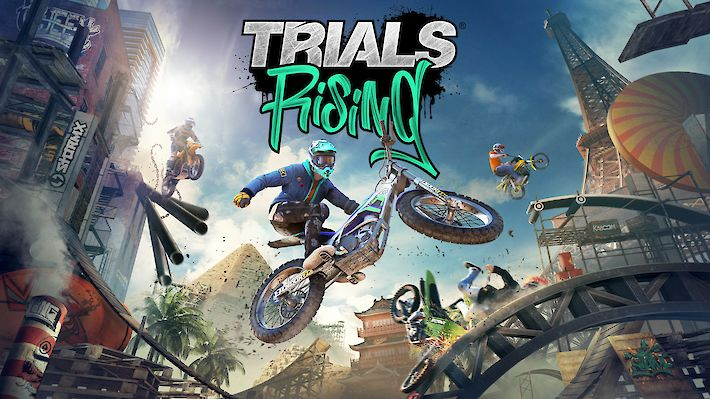 Trials Rising (PC, PS4, Switch, Xbox One) Test / Review