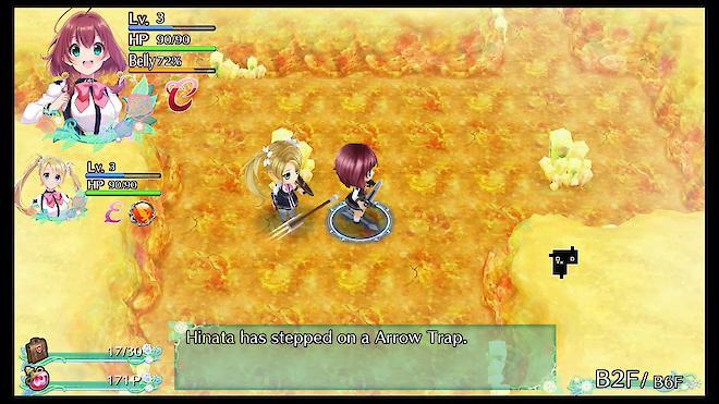 Omega Labyrinth Life (English)