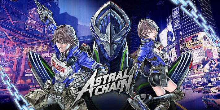 Astral Chain (Switch) Test / Review