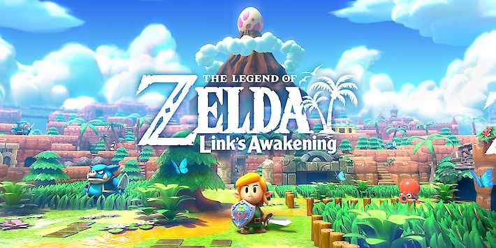 The Legend of Zelda: Link's Awakening (Switch) Test / Review