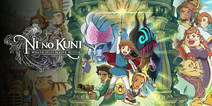 Ni no Kuni: Der Fluch der Weißen Königin Remastered (PC, PS4, Switch) Test / Review