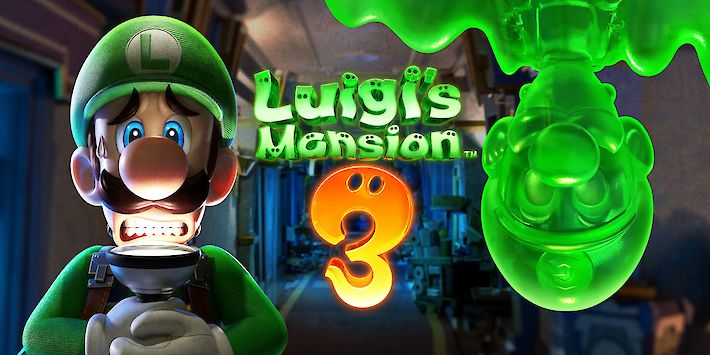 Luigi's Mansion 3 (Switch) Test / Review