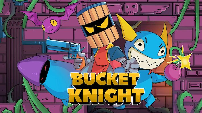 Bucket Knight (PC, PS4, Switch, Xbox One) Test / Review