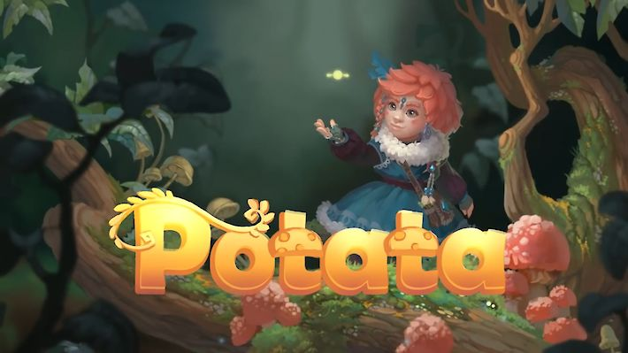 Potata - Fairy Flower (PC, PS4, Xbox One) Test / Review