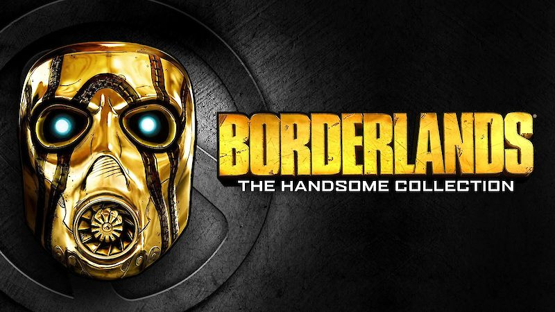 Kostenlos im Epic Store: Borderlands: The Handsome Collection