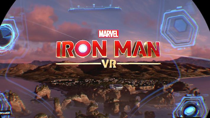 Marvel's Iron Man VR (PS4) Test / Review