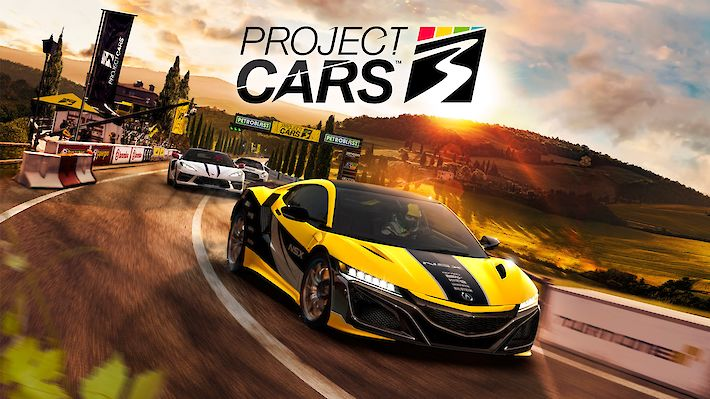 Project Cars 3 (PC, PS4, Xbox One) Test / Review