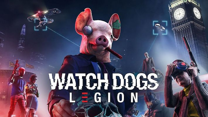 Watch Dogs: Legion (PC, PS4, PS5, Xbox One, Xbox Series) Test / Review