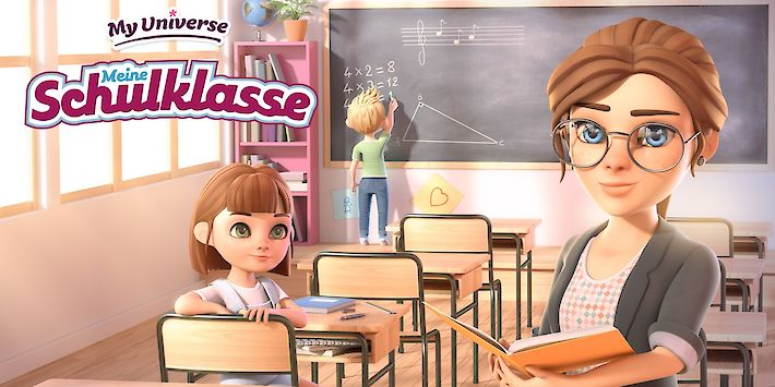 My Universe - Meine Schulklasse (PS4, Switch) Test / Review