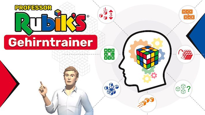 Professor Rubik's Gehirntrainer (PC, PS4, Switch, Xbox One) Test / Review